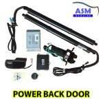 Power Back Door Pajero Sensor Kaki Kick Auto Lift Tail Gate