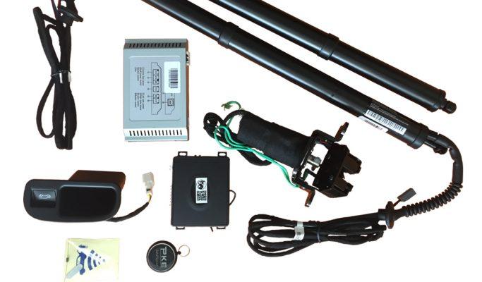 Power Back Door Pajero Sensor Kaki Kick Auto Lift Tail Gate