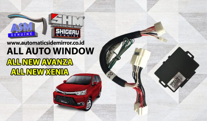 All Auto Window Up Down All New Avanza Dan Xenia