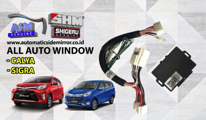 All Auto Window Up Down Toyota Calya dan Daihatsu Sigra