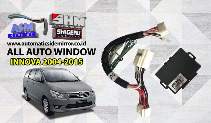 All Auto Window Up Down Grand Kijang Innova 2004-2015