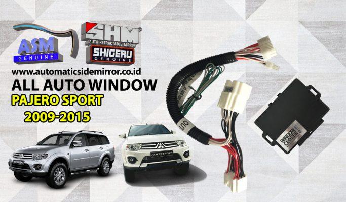 All Auto Window Up Down Mitsubishi Pajero Sport 2009-2015